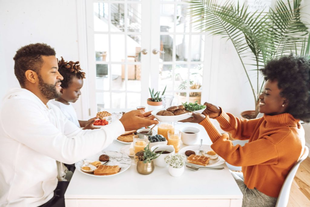 Why Are Family Meals Important?